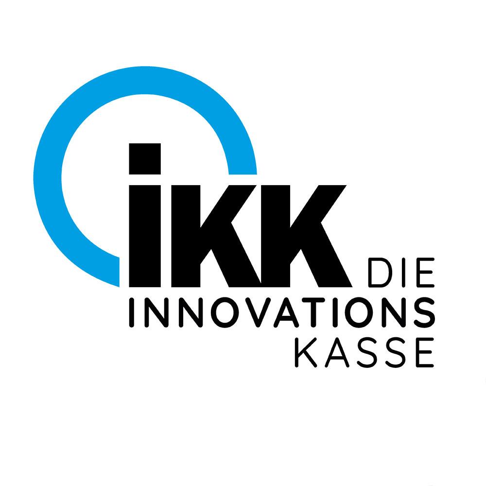 Logo IKK – Die Innovationskasse